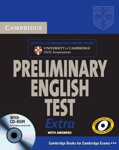 Cambridge exams extra Pet. Student's book. With answers. Per le Scuole superiori. Con CD Audio. Con CD-ROM