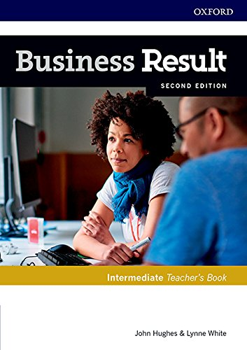 Business Result Intermediate. Teacher's Book 2nd Edition (Business Result Second Edition)