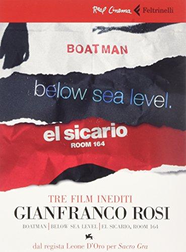 Gianfranco Rosi: tre film inediti. DVD. Con libro di Gianfranco Rosi