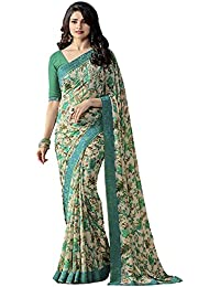 Women's Latest Fancy Casual Party Wear Designer Bollywood Festival Collection Todays Best Lower Price Offer Georgette...