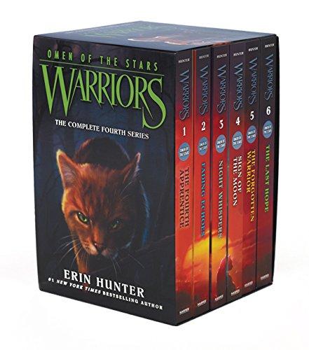 Warriors: Omen of the Stars Box Set: Volumes 1-6 por Erin Hunter