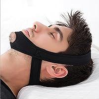Chin Schnarchen mit Anti Schnarchen Stirnband mit Anti-Schnarch Stirnband Leichtgewicht , Black preisvergleich bei billige-tabletten.eu
