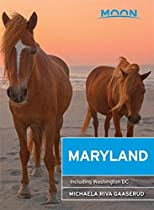 Moon Maryland (Moon Handbooks)