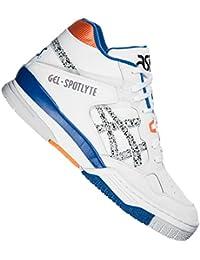 Asics Gel-Spotlyte White H419L0100  Zapatos de moda en línea Obtenga el mejor descuento de venta caliente-Descuento más grande