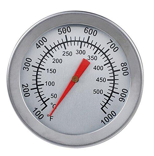 Edelstahl BBQ Grill Smoker Thermometer Messgerät Grill Grill Werkzeug