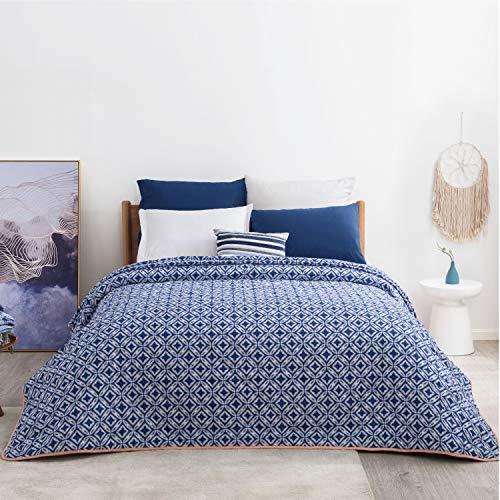 Bedsure Tagesdecke Bettüberwurf, Gesteppte Tagesdecke 220x240 cm