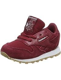 Reebok Cl Leather Estl, Zapatillas de Deporte Unisex para Niños