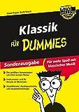 Klassik für Dummies (Fur Dummies) von David Pogue (1. September 2003) Taschenbuch