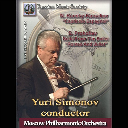 Romeo and Juliet, Large Suite Compiled by Yuri Simonov: XI. Romeo at Julet's Grave