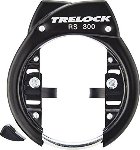 Trelock RS 300 Naz ZR 20 SL Rahmenschloss-Set, Black, One Size