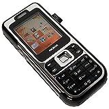Nokia 7360, Black - and Silver Rounded, gebraucht, top zustand, technisch & optisch, keine OVP, Aber: NEU SIND AKKU UND LADEKABEL, KEIN Simlock