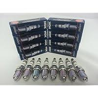 8 New NGK Iridium IX Spark Plugs TR55IX # 7164 by NGK