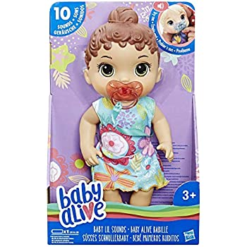 Baby Alive A9288 Multicolored One Size Amazon Co Uk