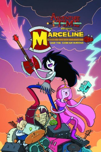 Adventure Time: Marceline & The Scream Queens by Meredith Gran (2013-06-04)