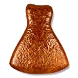 Hochzeitskleid aus Lebkuchen zum selbst Gestalten - ca. 12cm