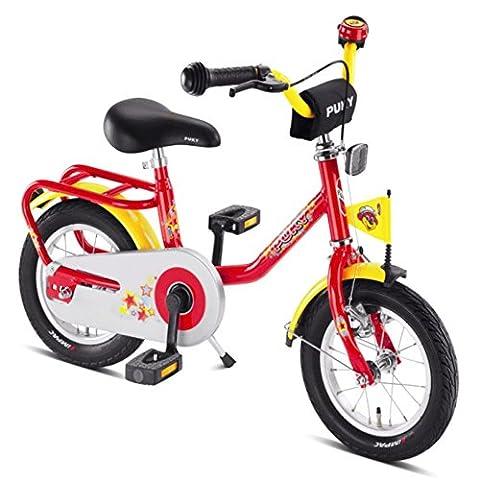 Puky Kinder-Fahrrad Z2 mit Stahl-Rahmen Farbe: rot Art-Nr: 4103