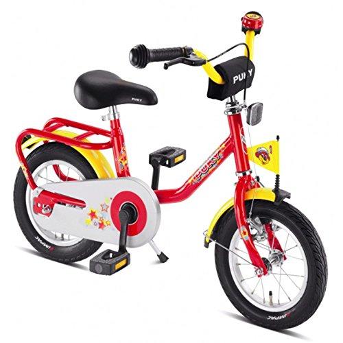 """PUKY - Vélo enfant 12 """" - rose Couleur rouge 2016 velo enfant 12 pouces 4015731041037"""