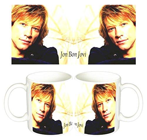 Jon Bon Jovi Tasse Mug