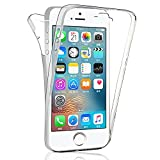 VSHOP  Coque DOUBLE GEL Silicone Protection INTEGRAL pour le Smartphone IPHONE...