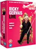 Ricky Gervais: Live Collection [DVD]