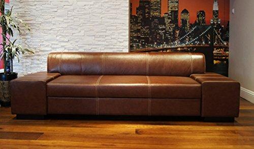 Super Lange Echtleder 3 Sitzer Sofa-180921145956
