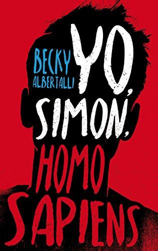 Yo, Simon, Homo Sapiens por Becky Albertally Gratis