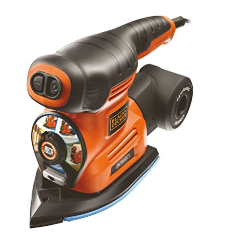 Black + Decker KA280 Ponceuse  220 W