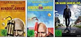 Der Hundertjährige … / Der Hunderteinjährige … + Ein Mann namens Ove im Set - Deutsche Originalware [3 DVDs]