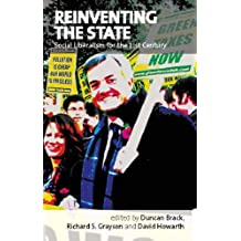 Reinventing the State: Social Liberalism for the 21st Century