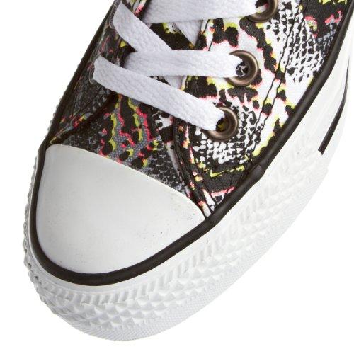 CONVERSE Chuck Taylor Ani Print Hi 308440-55-15  Damen Sneaker Mehrfarbig