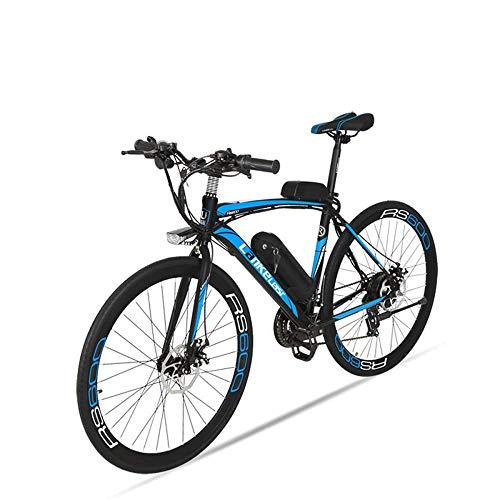 GTYW, Bicicleta Eléctrica, Macho/Hembra, Bicicleta, Bicicleta De Carretera, 240W * 36V * 10ah-20ah, Refuerzo De 100km, Acero con Alto Contenido...