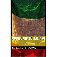 Codice Civile Italiano (Italian Edition)