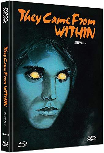 Parasiten-Mörder - Shivers [Blu-Ray+DVD] - uncut - auf 222 Stück limitiertes Mediabook Cov Preisvergleich