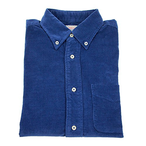 bii-free-mens-corduroy-shirt-long-sleeve-slim-fit-100cotton