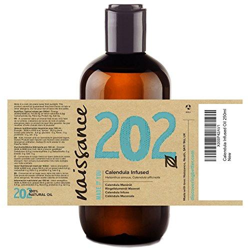 comprare on line Naissance Olio Infuso di Calendula, Vegano, senza OGM - 250ml prezzo