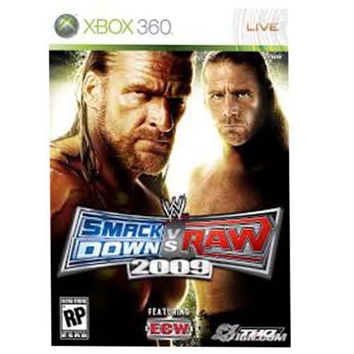 Smack Down Vs Raw 2009 Xbox360