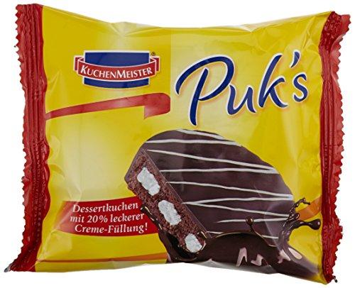 Kuchenmeister Puk Dessertkuchen, 18er Pack (18 x 62 g)