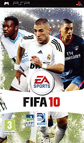 Electronic Arts Fifa 10, PSP - Juego (PSP)