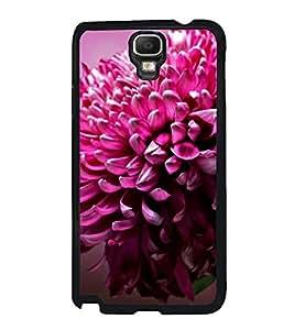 PrintVisa Mauve Flowers High Gloss Designer Back Case Cover for Samsung Galaxy Note 3 Neo :: Samsung Galaxy Note 3 Neo Duos :: Samsung GALAXY Note 3 Neo 3G N750 :: Samsung GALAXY Note 3 Neo LTE+ N7505 :: Samsung GALAXY Note 3 Neo Dual SIM N7502