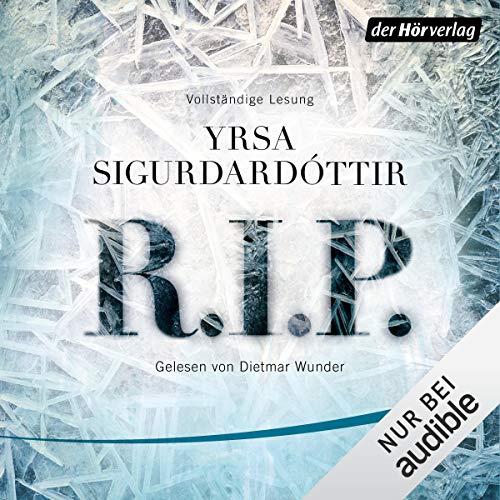 Buchseite und Rezensionen zu 'R.I.P.: Huldar & Freyja 3' von Yrsa Sigurdardóttir