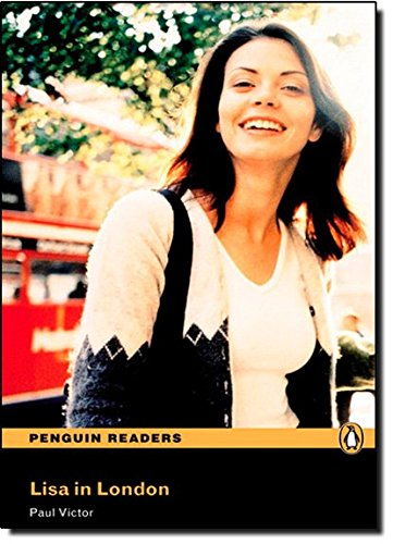 Penguin Readers 1: Lisa in London Book & CD Pack: Level 1 (Pearson English Graded Readers)