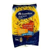 M Carrefour Pasta Penne Rigate - 400 gm