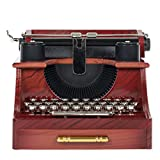 Schreibmaschine Kunststoff, Spieluhr, Musik 'Für Elise'
