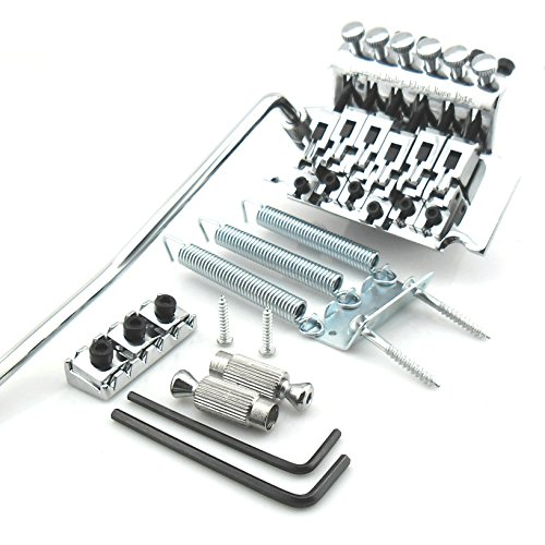 buwicor-floyd-rose-lic-ibanez-edge-style-double-locking-tremolo-bridge-system-guitar-parts-silver