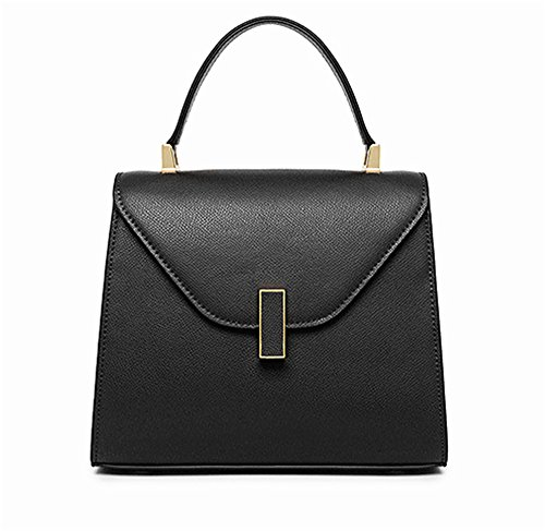 Xinmaoyuan Sacs à main des femmes sac à main style Palm Sac de mode pour femmes Black