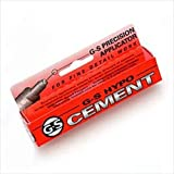 G S Hypo Cement Precise Applicator Jewelers/Beading Cement