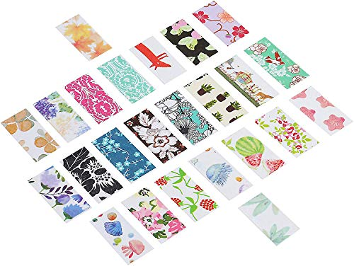 15/mm di larghezza nastro adesivo Collection per DIY Crafts Wrapping by Ieebee Lamina d oro decorativo Washi tape set di 21/rotoli