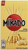 Mikado Weisse Schokolade, 4er Pack (4 x 75 g)