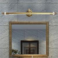 Atmko®Spiegellampe Spiegelleuchte LED Spiegel Helle Lampe, Amerikanische  Retro  Qualitäts