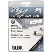 jokari-us 48045cancellabile magnete etichette refill-